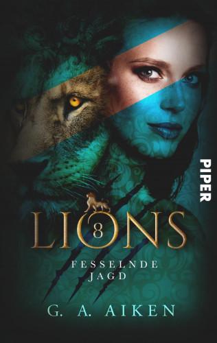 G. A. Aiken: Lions - Fesselnde Jagd