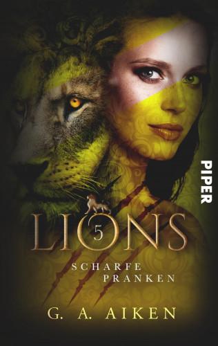 G. A. Aiken: Lions - Scharfe Pranken