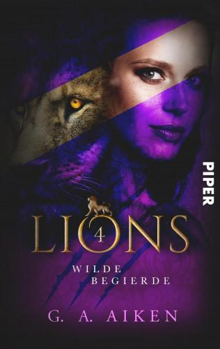 G. A. Aiken: Lions - Wilde Begierde