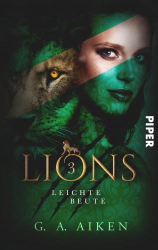 G. A. Aiken: Lions - Leichte Beute