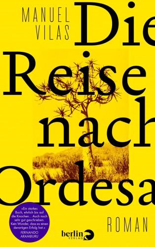 Manuel Vilas: Die Reise nach Ordesa