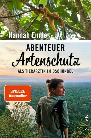 Hannah Emde: Abenteuer Artenschutz