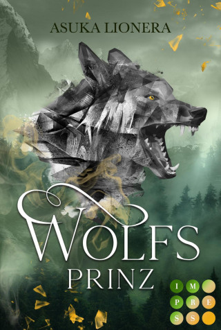 Asuka Lionera: Wolfsprinz (Divinitas 2)