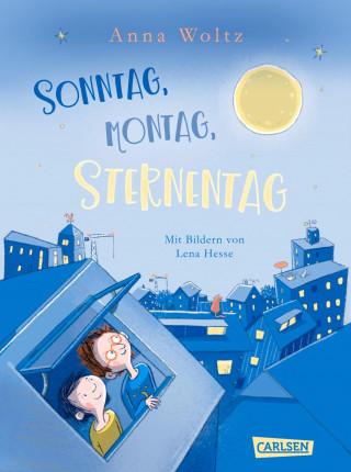 Anna Woltz: Sonntag, Montag, Sternentag