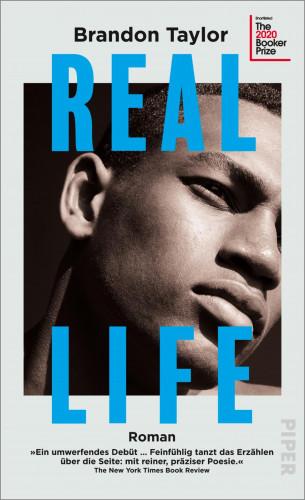 Brandon Taylor: Real Life