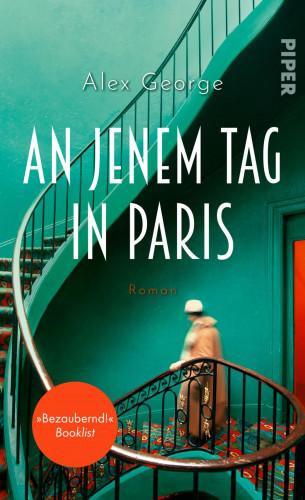 Alex George: An jenem Tag in Paris