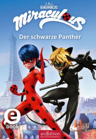 Miraculous - Der schwarze Panther (Miraculous 10)