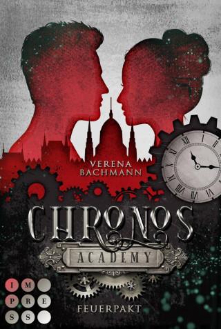Verena Bachmann: Chronos Academy 2: Feuerpakt