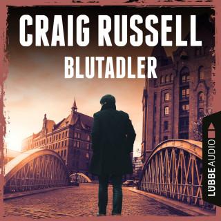 Craig Russell: Blutadler - Jan-Fabel-Reihe, Teil 1 (Gekürzt)
