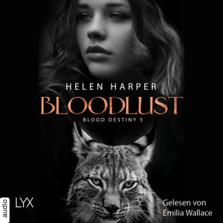 Helen Harper: Bloodlust - Blood Destiny - Mackenzie-Smith-Serie 5 (Ungekürzt)
