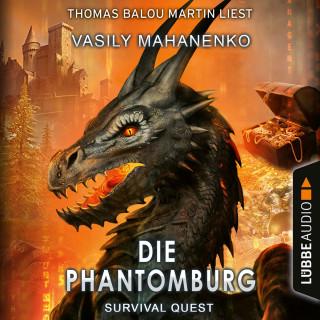 Vasily Mahanenko: Die Phantomburg - Survival Quest-Serie, Folge 4 (Ungekürzt)