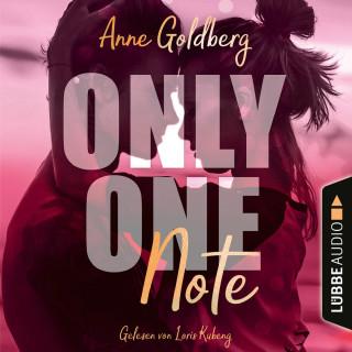 Anne Goldberg: Only One Note - Only-One-Reihe, Teil 3 (Ungekürzt)