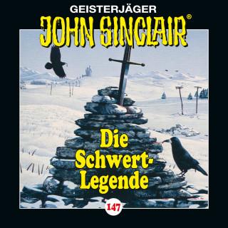 Jason Dark: John Sinclair, Folge 147: Die Schwert-Legende