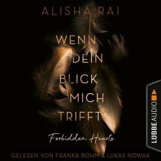 Alisha Rai: Wenn dein Blick mich trifft - Forbidden-Hearts-Reihe, Teil 1 (Ungekürzt)