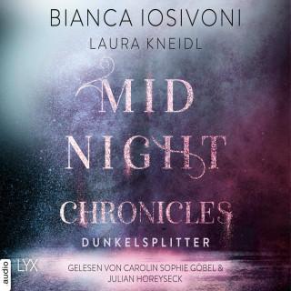 Bianca Iosivoni, Laura Kneidl: Dunkelsplitter - Midnight-Chronicles-Reihe, Teil 3 (Ungekürzt)