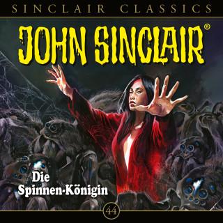 Jason Dark: John Sinclair, Classics, Folge 44: Die Spinnen-Königin (Ungekürzt)