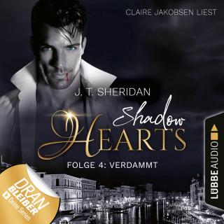J.T. Sheridan: Verdammt - Shadow Hearts, Folge 4 (Ungekürzt)
