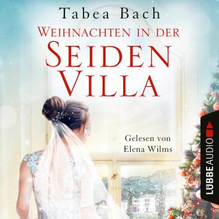 Tabea Bach: Weihnachten in der Seidenvilla - Eine Geschichte im Veneto - Seidenvilla-Saga, Teil 4 (Ungekürzt)