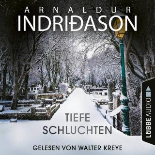 Arnaldur Indriðason: Tiefe Schluchten (Ungekürzt)