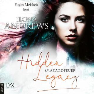 Ilona Andrews: Smaragdfeuer - Hidden Legacy - Nevada-Baylor-Serie, Teil 5 (Ungekürzt)