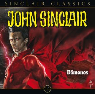 Jason Dark: John Sinclair - Classics, Folge 14: Dämonos