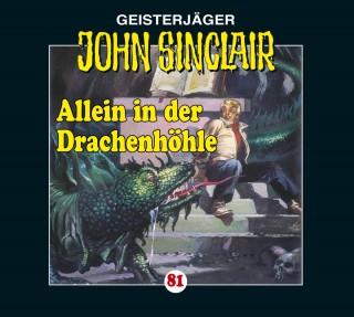 Jason Dark: John Sinclair, Folge 81: Allein in der Drachenhöhle - Kreuz-Trilogie, Teil 2
