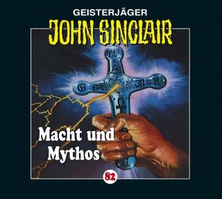 Jason Dark: John Sinclair, Folge 82: Macht und Mythos - Kreuz-Trilogie, Teil 3