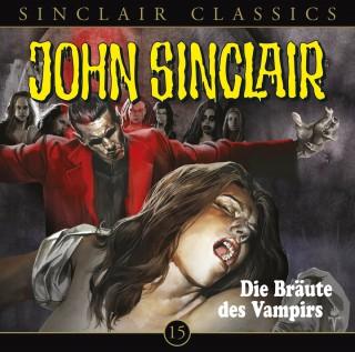 Jason Dark: John Sinclair - Classics, Folge 15: Die Bräute des Vampirs