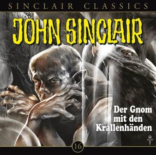 Jason Dark: John Sinclair - Classics, Folge 16: Der Gnom mit den Krallenhänden