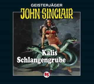 Jason Dark: John Sinclair, Folge 85: Kalis Schlangengrube