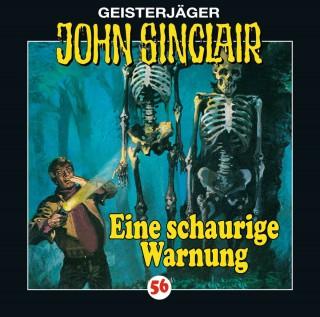 Jason Dark: John Sinclair, Folge 56: Eine schaurige Warnung