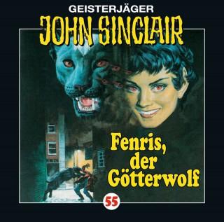 Jason Dark: John Sinclair, Folge 55: Fenris, der Götterwolf
