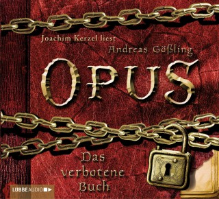 Andreas Gößling: Opus. - Das verbotene Buch