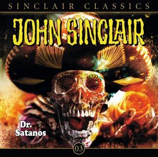 Jason Dark: John Sinclair - Classics, Folge 3: Dr. Satanos