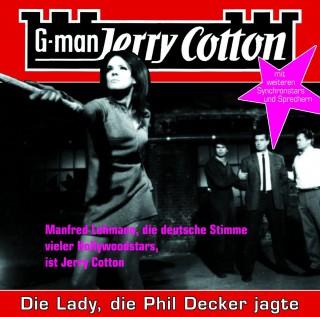 Jerry Cotton: Jerry Cotton, Folge 8: Die Lady, die Phil Decker jagte