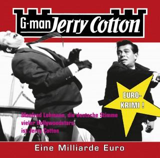 Jerry Cotton: Jerry Cotton, Folge 9: Eine Millarde Euro