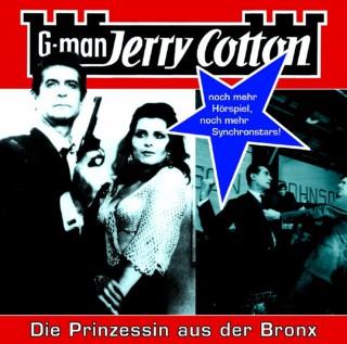 Jerry Cotton: Jerry Cotton, Folge 13: Die Prinzessin aus der Bronx