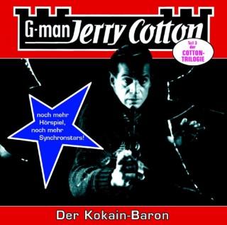 Jerry Cotton: Jerry Cotton, Folge 16: Der Kokain-Baron