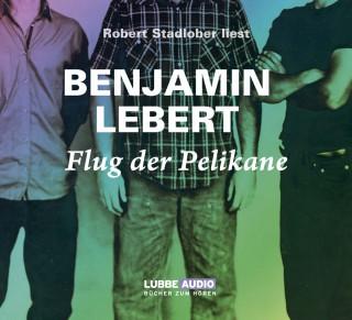 Benjamin Lebert: Flug der Pelikane