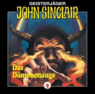 Jason Dark: John Sinclair, Folge 9: Das Dämonenauge (2/2)