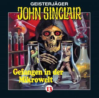 Jason Dark: John Sinclair, Folge 13: Gefangen in der Mikrowelt (2/2)