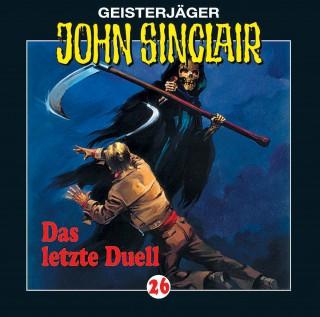 Jason Dark: John Sinclair, Folge 26: Das letzte Duell (3/3)