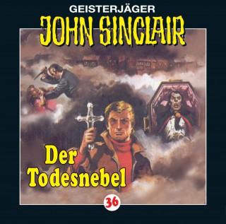 Jason Dark: John Sinclair, Folge 36: Der Todesnebel