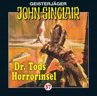 Jason Dark: John Sinclair, Folge 37: Dr. Tods Horror-Insel