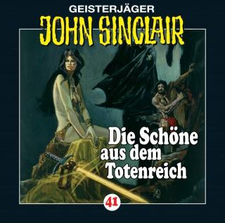 Jason Dark: John Sinclair, Folge 41: Die Schöne aus dem Totenreich