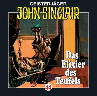 Jason Dark: John Sinclair, Folge 44: Das Elixier des Teufels (2/2)