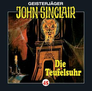 Jason Dark: John Sinclair, Folge 45: Die Teufelsuhr
