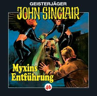Jason Dark: John Sinclair, Folge 46: Myxins Entführung