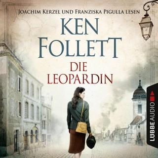 Ken Follett: Die Leopardin (Gekürzt)