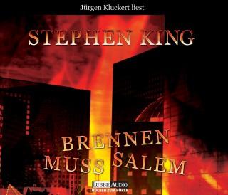 Stephen King: Brennen muss Salem